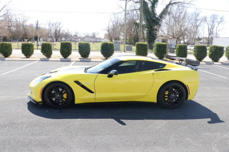 Used 2016 Chevrolet CORVETTE PREMIUM RWD W/NAV for sale Sold at Auto Collection in Murfreesboro TN 37130 7