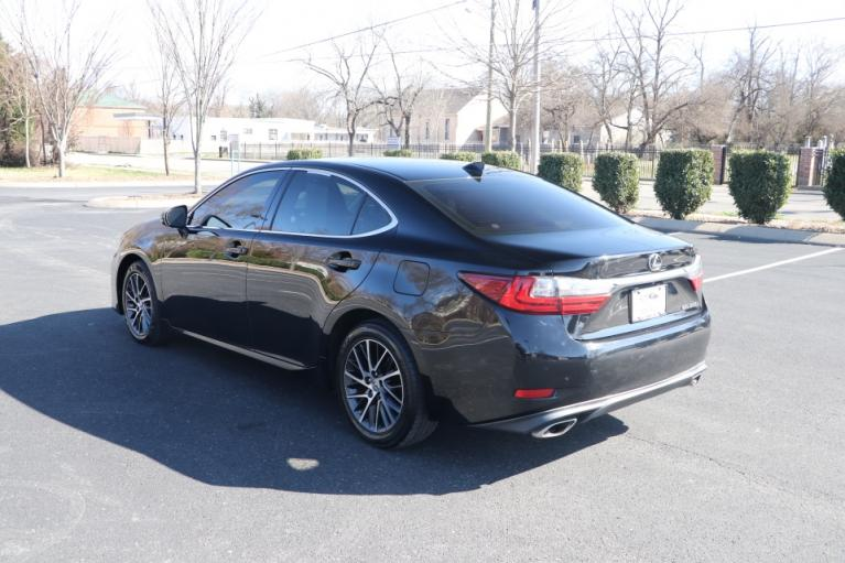 Used 2016 Lexus ES 350 LUXURY FWD W/NAV for sale Sold at Auto Collection in Murfreesboro TN 37130 4