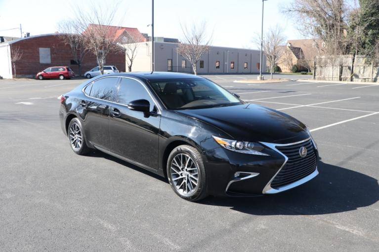 Used 2016 Lexus ES 350 LUXURY FWD W/NAV for sale Sold at Auto Collection in Murfreesboro TN 37130 1