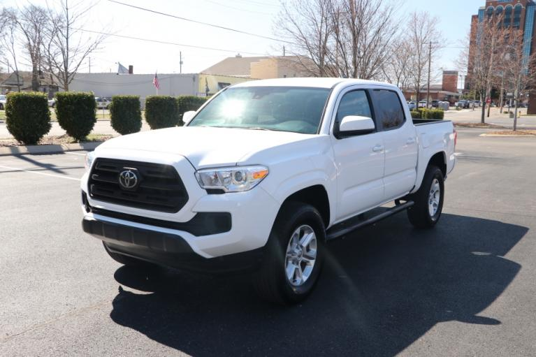 Used 2019 Toyota TACOMA SR5 DOUBLE cab for sale Sold at Auto Collection in Murfreesboro TN 37130 2