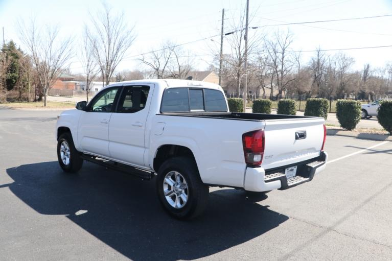 Used 2019 Toyota TACOMA SR5 DOUBLE cab for sale Sold at Auto Collection in Murfreesboro TN 37130 4