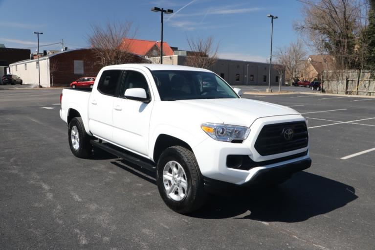 Used 2019 Toyota TACOMA SR5 DOUBLE cab for sale Sold at Auto Collection in Murfreesboro TN 37130 1
