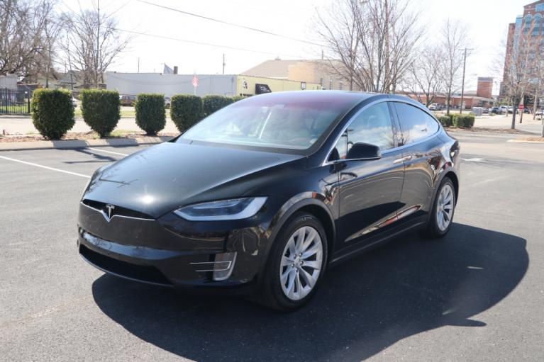 Used 2017 Tesla MODEL X 90D AWD W/NAV for sale Sold at Auto Collection in Murfreesboro TN 37130 2