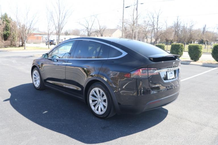 Used 2017 Tesla MODEL X 90D AWD W/NAV for sale Sold at Auto Collection in Murfreesboro TN 37130 4