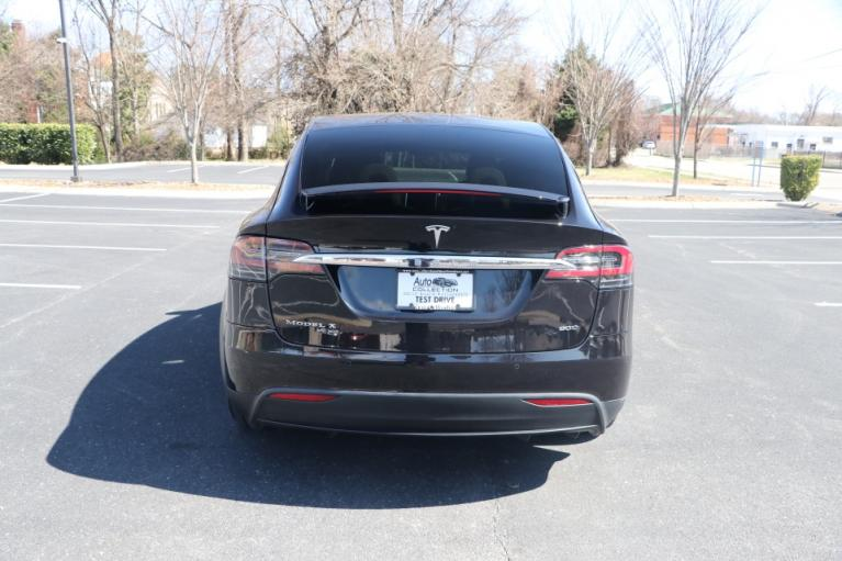 Used 2017 Tesla MODEL X 90D AWD W/NAV for sale Sold at Auto Collection in Murfreesboro TN 37130 6