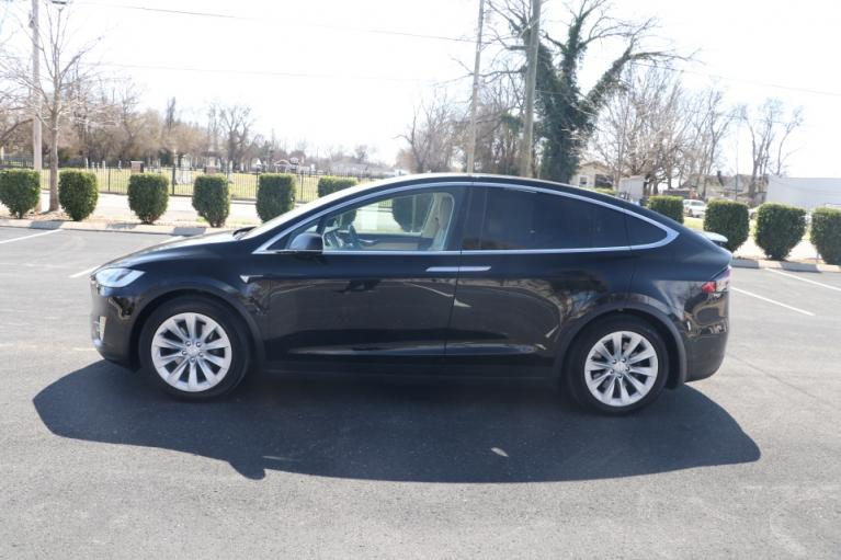 Used 2017 Tesla MODEL X 90D AWD W/NAV for sale Sold at Auto Collection in Murfreesboro TN 37130 7