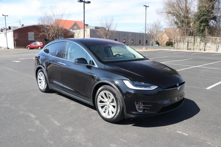 Used 2017 Tesla MODEL X 90D AWD W/NAV for sale Sold at Auto Collection in Murfreesboro TN 37130 1