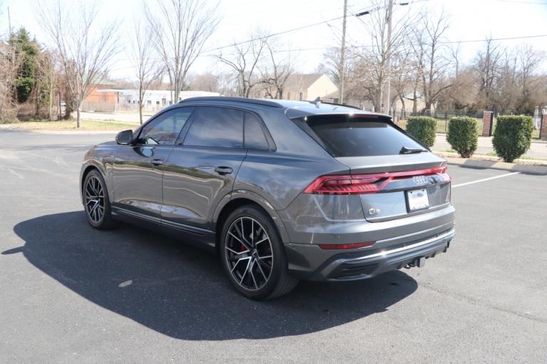 Used 2019 Audi Q8 QUATTRO PRESTIGE LUXURY W/NAV for sale Sold at Auto Collection in Murfreesboro TN 37130 4