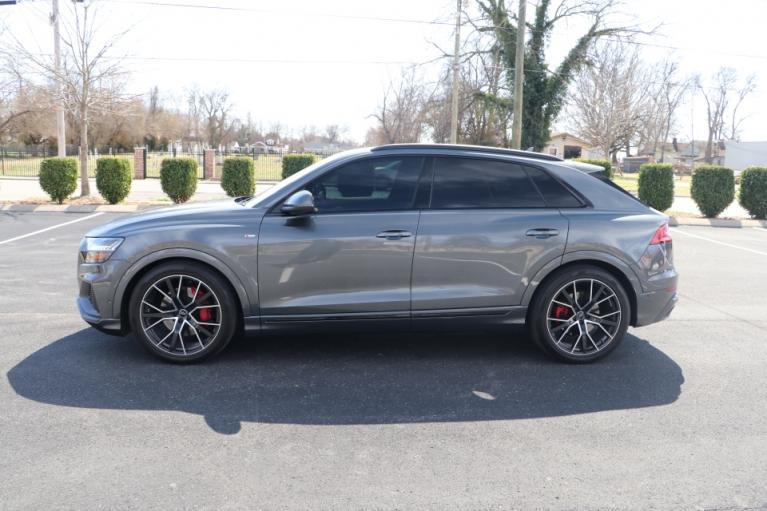 Used 2019 Audi Q8 QUATTRO PRESTIGE LUXURY W/NAV for sale Sold at Auto Collection in Murfreesboro TN 37130 7