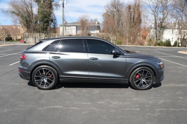 Used 2019 Audi Q8 QUATTRO PRESTIGE LUXURY W/NAV for sale Sold at Auto Collection in Murfreesboro TN 37130 8