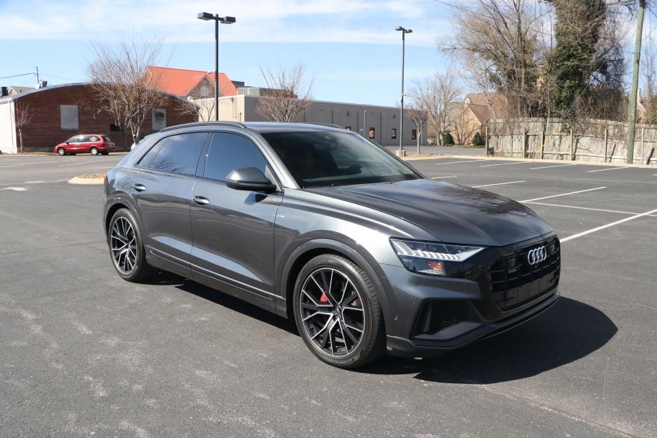 Used 2019 Audi Q8 QUATTRO PRESTIGE LUXURY W/NAV for sale Sold at Auto Collection in Murfreesboro TN 37130 1