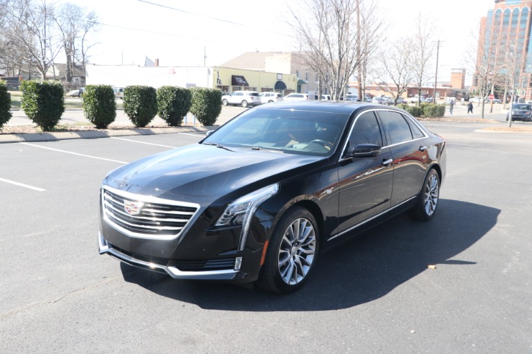 Used 2018 Cadillac CT6 PREMIUM LUXURY AWD W/NAV for sale Sold at Auto Collection in Murfreesboro TN 37130 2