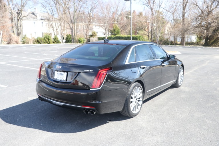 Used 2018 Cadillac CT6 PREMIUM LUXURY AWD W/NAV for sale Sold at Auto Collection in Murfreesboro TN 37130 3