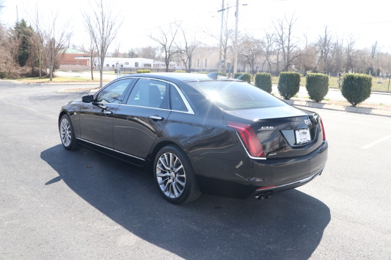 Used 2018 Cadillac CT6 PREMIUM LUXURY AWD W/NAV for sale Sold at Auto Collection in Murfreesboro TN 37130 4