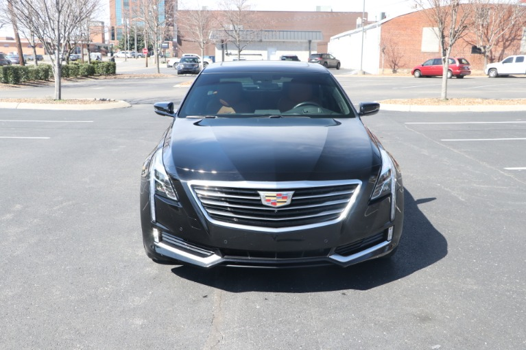 Used 2018 Cadillac CT6 PREMIUM LUXURY AWD W/NAV for sale Sold at Auto Collection in Murfreesboro TN 37130 5