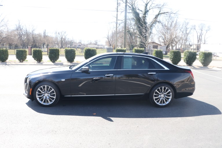 Used 2018 Cadillac CT6 PREMIUM LUXURY AWD W/NAV for sale Sold at Auto Collection in Murfreesboro TN 37130 7
