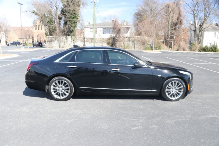 Used 2018 Cadillac CT6 PREMIUM LUXURY AWD W/NAV for sale Sold at Auto Collection in Murfreesboro TN 37130 8