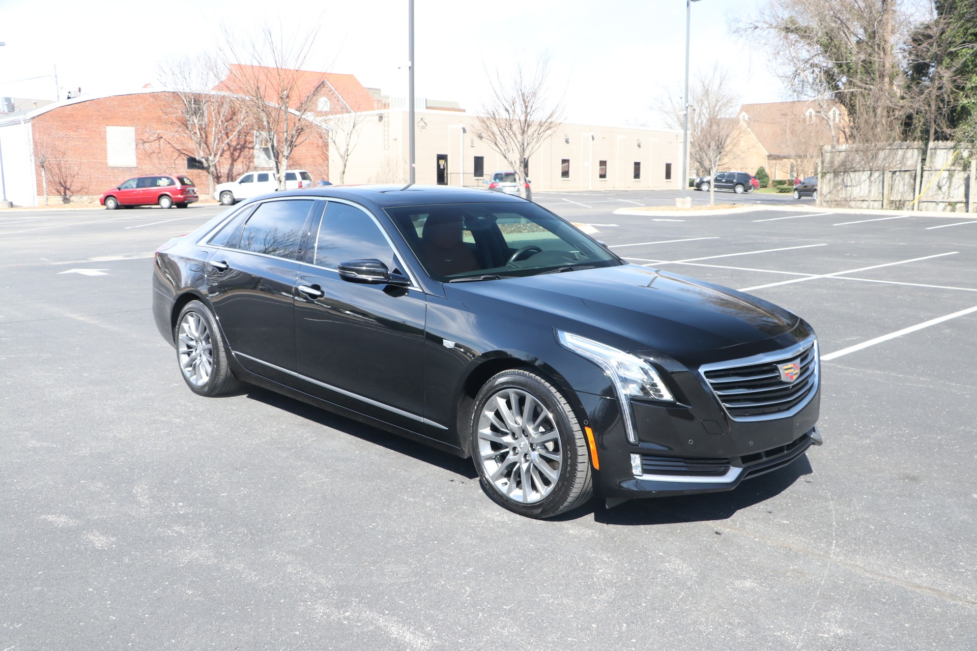 Used 2018 Cadillac CT6 PREMIUM LUXURY AWD W/NAV for sale Sold at Auto Collection in Murfreesboro TN 37130 1