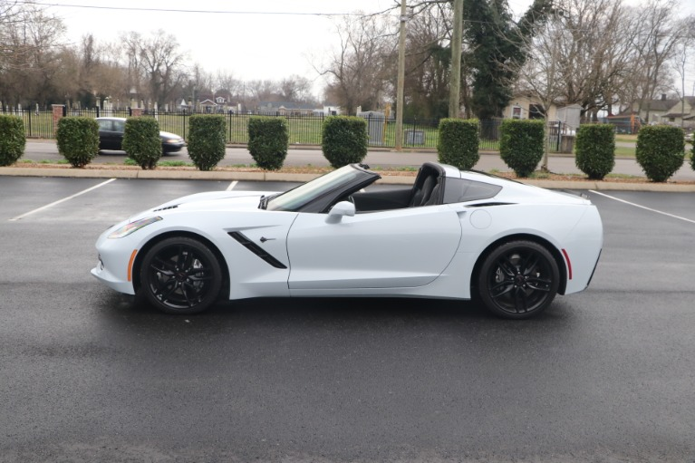 Used 2019 Chevrolet Corvette STINGRAY 1LT W/PERFORMANCE EXHAUST for sale Sold at Auto Collection in Murfreesboro TN 37130 7