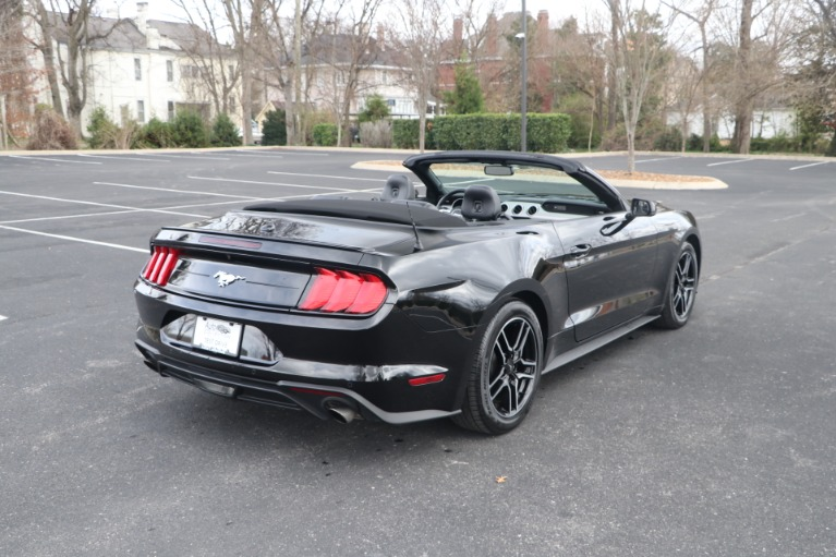 Used 2020 Ford Mustang ECOBOOST PREMIUM CONVERTIBLE for sale Sold at Auto Collection in Murfreesboro TN 37130 3