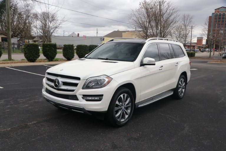 Used 2013 Mercedes-Benz GL450 GL 450 4MATIC for sale Sold at Auto Collection in Murfreesboro TN 37130 2