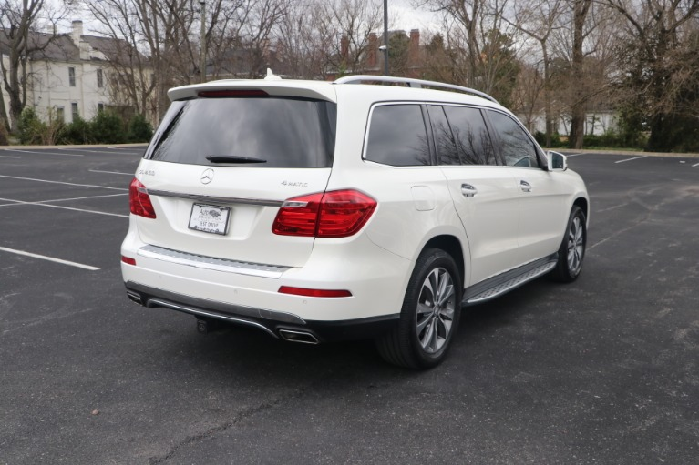 Used 2013 Mercedes-Benz GL450 GL 450 4MATIC for sale Sold at Auto Collection in Murfreesboro TN 37130 3