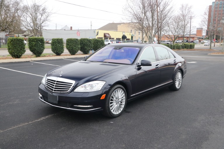 Used 2010 Mercedes-Benz S550 PREMIUM 4MATIC W/NAV for sale Sold at Auto Collection in Murfreesboro TN 37130 2