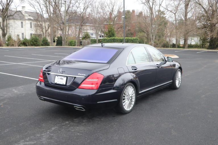 Used 2010 Mercedes-Benz S550 PREMIUM 4MATIC W/NAV for sale Sold at Auto Collection in Murfreesboro TN 37130 3