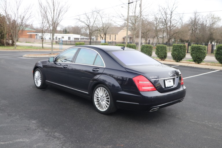 Used 2010 Mercedes-Benz S550 PREMIUM 4MATIC W/NAV for sale Sold at Auto Collection in Murfreesboro TN 37130 4