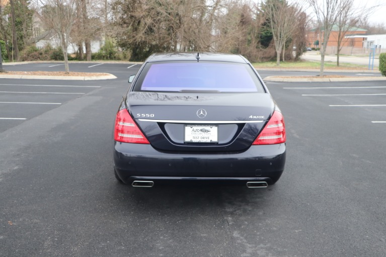 Used 2010 Mercedes-Benz S550 PREMIUM 4MATIC W/NAV for sale Sold at Auto Collection in Murfreesboro TN 37130 6