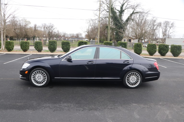 Used 2010 Mercedes-Benz S550 PREMIUM 4MATIC W/NAV for sale Sold at Auto Collection in Murfreesboro TN 37130 7