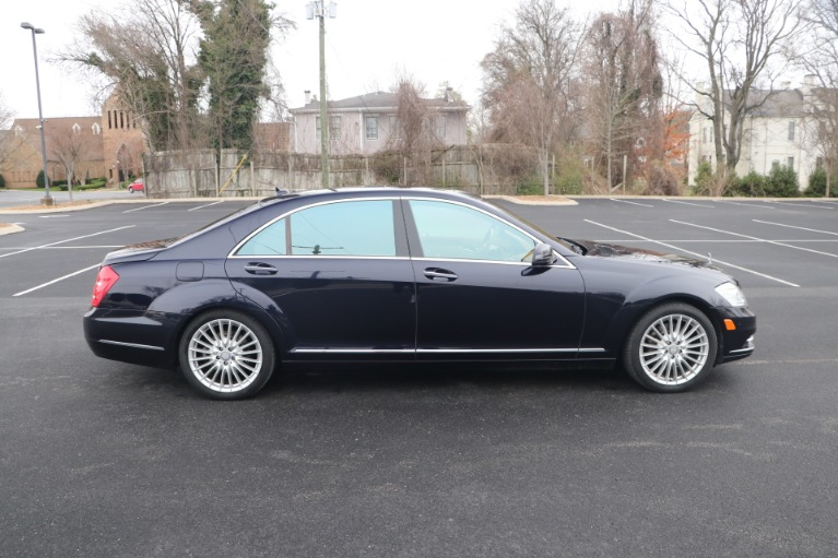 Used 2010 Mercedes-Benz S550 PREMIUM 4MATIC W/NAV for sale Sold at Auto Collection in Murfreesboro TN 37130 8