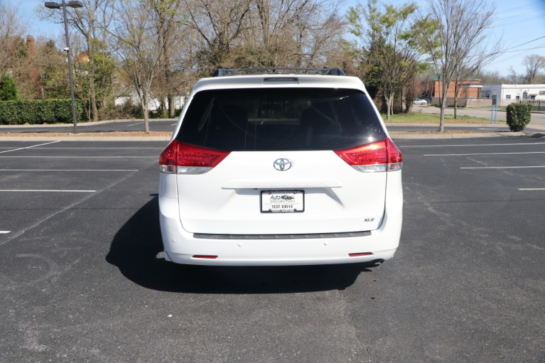 Used 2014 Toyota Sienna XLE FWD 8 PSGR W/NAV for sale Sold at Auto Collection in Murfreesboro TN 37130 6