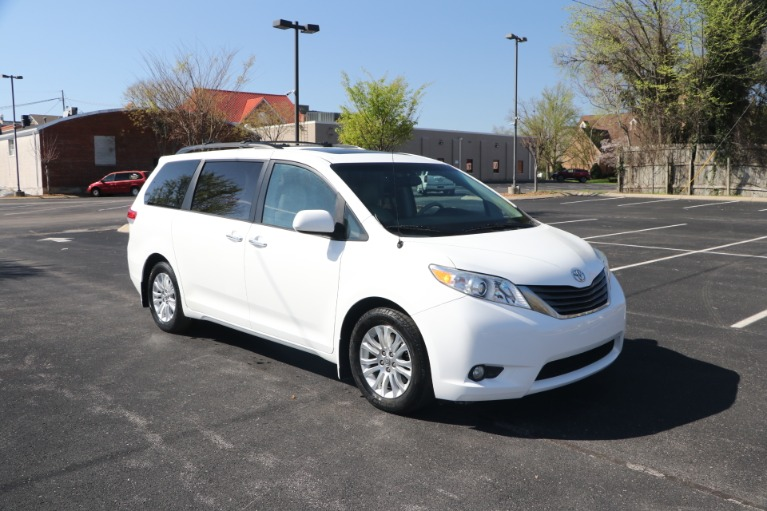 Used 2014 Toyota Sienna XLE FWD 8 PSGR W/NAV for sale Sold at Auto Collection in Murfreesboro TN 37130 1