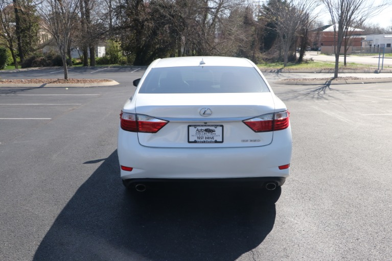 Used 2013 Lexus ES 350 PREMIUM W/NAV for sale Sold at Auto Collection in Murfreesboro TN 37130 6