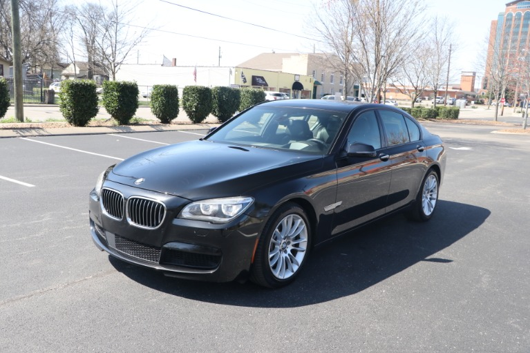 Used 2015 BMW 750I EXECUTIVE W NAV for sale $31,950 at Auto Collection in Murfreesboro TN 37130 2