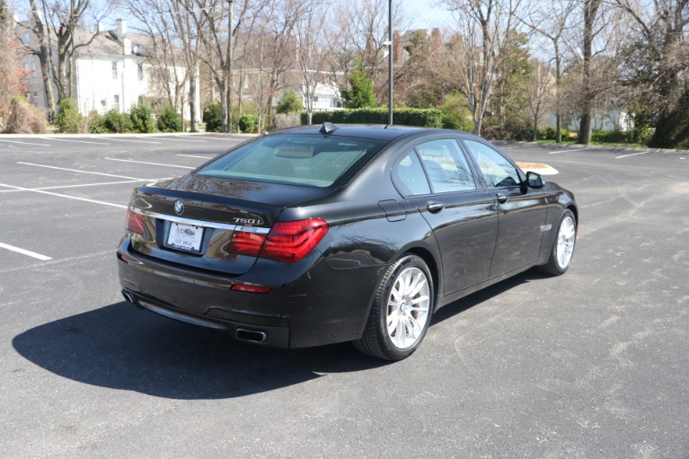 Used 2015 BMW 750I EXECUTIVE W NAV for sale $31,950 at Auto Collection in Murfreesboro TN 37130 3