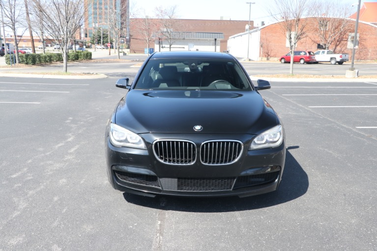 Used 2015 BMW 750I EXECUTIVE W NAV for sale $31,950 at Auto Collection in Murfreesboro TN 37130 5