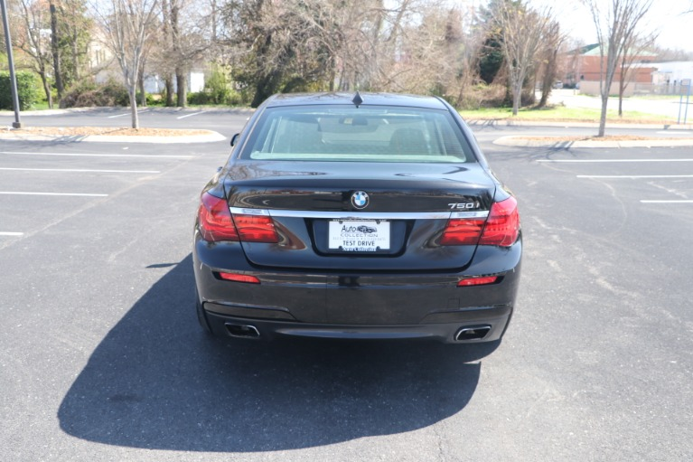 Used 2015 BMW 750I EXECUTIVE W NAV for sale $31,950 at Auto Collection in Murfreesboro TN 37130 6