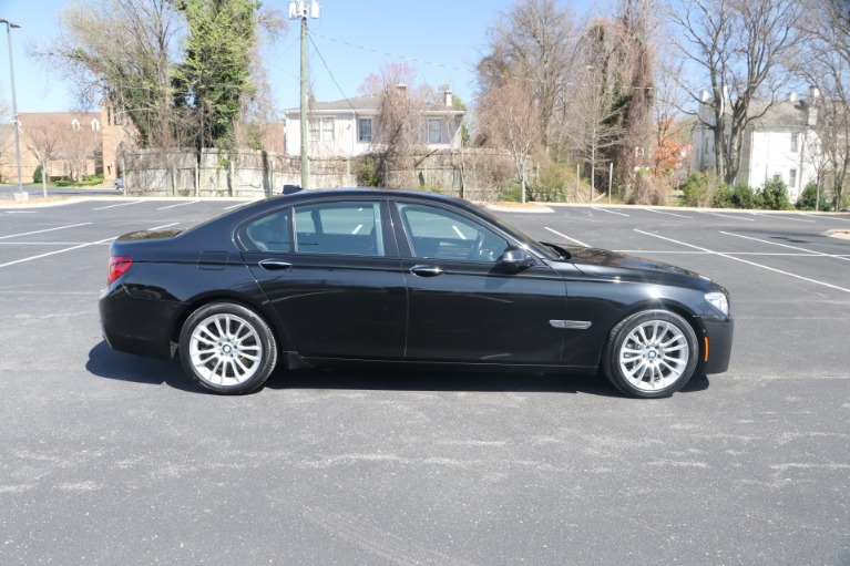 Used 2015 BMW 750I EXECUTIVE W NAV for sale $31,950 at Auto Collection in Murfreesboro TN 37130 8