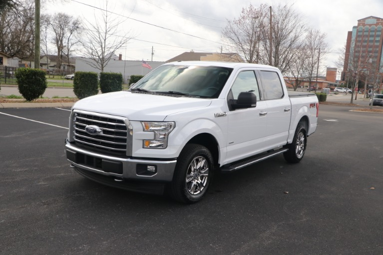 Used 2017 Ford F-150 XLT SUPERCREW 4X4 W/NAV for sale Sold at Auto Collection in Murfreesboro TN 37130 2