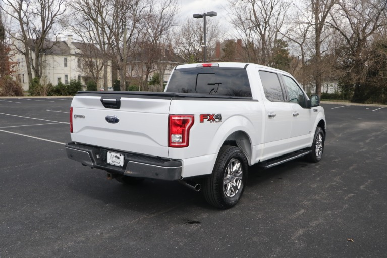 Used 2017 Ford F-150 XLT SUPERCREW 4X4 W/NAV for sale Sold at Auto Collection in Murfreesboro TN 37130 3