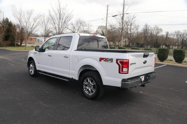 Used 2017 Ford F-150 XLT SUPERCREW 4X4 W/NAV for sale Sold at Auto Collection in Murfreesboro TN 37130 4