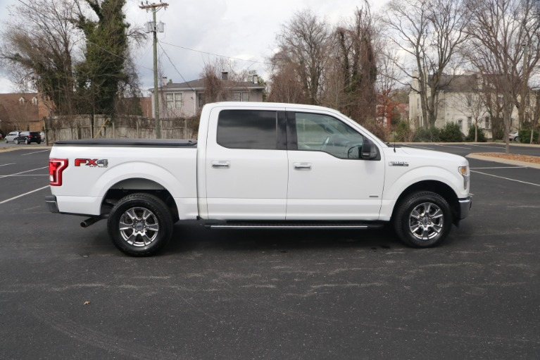 Used 2017 Ford F-150 XLT SUPERCREW 4X4 W/NAV for sale Sold at Auto Collection in Murfreesboro TN 37130 8