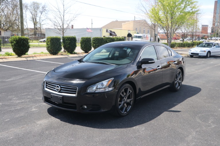 Used 2014 Nissan Maxima SV SPORT PACKAGE for sale Sold at Auto Collection in Murfreesboro TN 37130 2