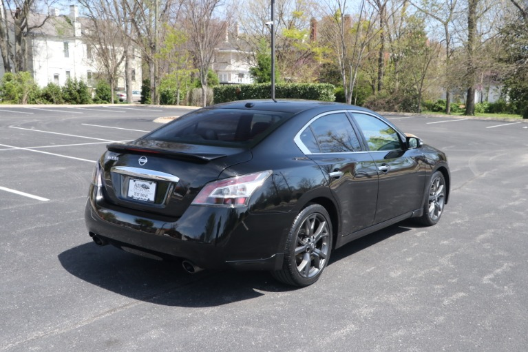 Used 2014 Nissan Maxima SV SPORT PACKAGE for sale Sold at Auto Collection in Murfreesboro TN 37130 3