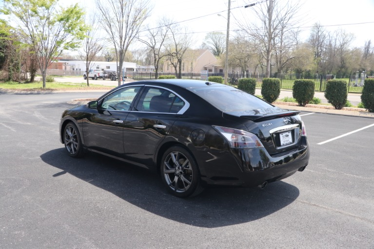 Used 2014 Nissan Maxima SV SPORT PACKAGE for sale Sold at Auto Collection in Murfreesboro TN 37130 4