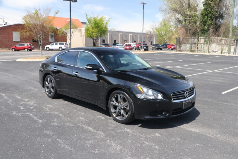 Used 2014 Nissan Maxima SV SPORT PACKAGE for sale Sold at Auto Collection in Murfreesboro TN 37130 1