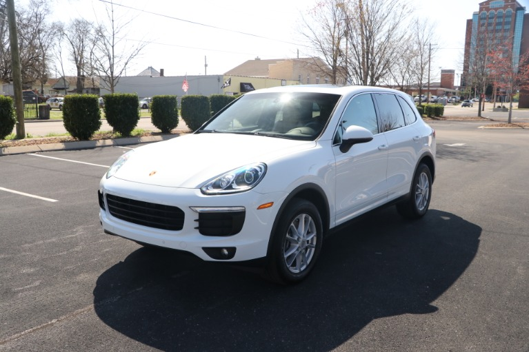 Used 2018 Porsche Cayenne PREMIUM AWD W/NAV for sale Sold at Auto Collection in Murfreesboro TN 37130 2