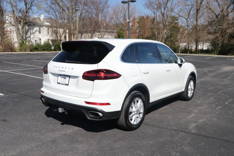 Used 2018 Porsche Cayenne PREMIUM AWD W/NAV for sale Sold at Auto Collection in Murfreesboro TN 37130 3